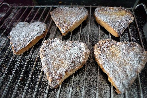 Cake, Eat, Vitamin, Vegan, France, French, Heart, Love