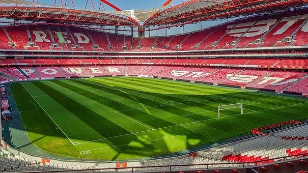 Benfica, Lisbon, Benfica Lisbon, Portugal, Stadium