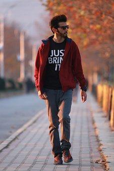 Outdoors, People, Street, Stylish Boy, Fashion