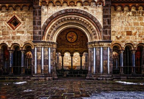 Goal, Gate, Monastery, Portal, Input, Columnar