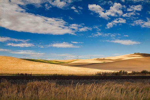 Landscape, Sky, Nature, Outdoors, Cloud, Agriculture