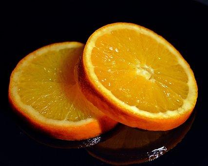 Fruit, Party, Food, Juice, Slice, Orange