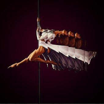 Ballerina, Women's, Dance, Fashion, Art