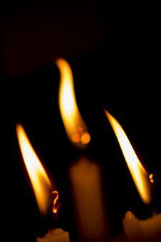 Flame, Burn, Burnt, Flammable, Dark, Candle, Meditation