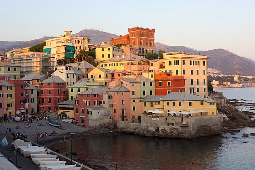 Cinq Terre, Colourful Houses, Holiday, Tourism, Italy