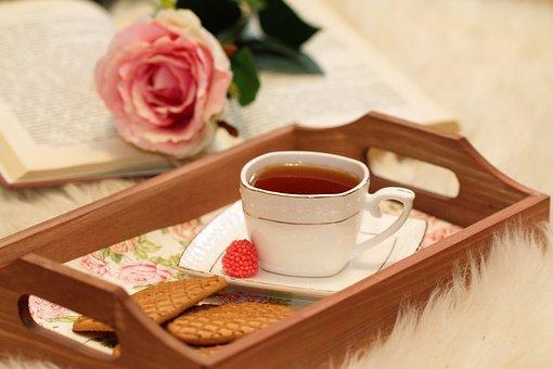 Table, Wooden, Cup, Food, Coffee, Tea, Drink, Mug