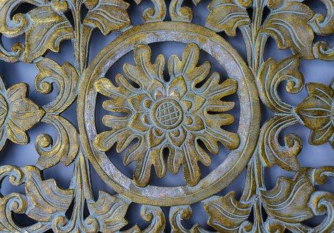Pattern, Decoration, Art, Ornate, Craft, Shape, Style