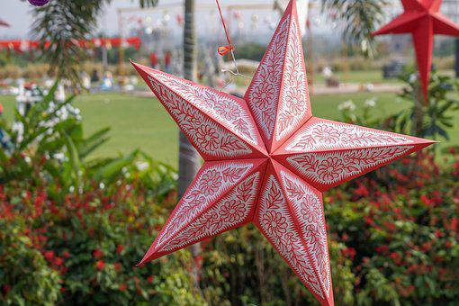 Star, X-mas, Christmas, Xmas, Merry, Happy, Decorative