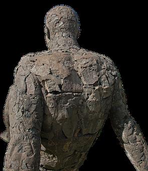 Sculpture, Antiquity, Statue, Art, Stone, Man, Move