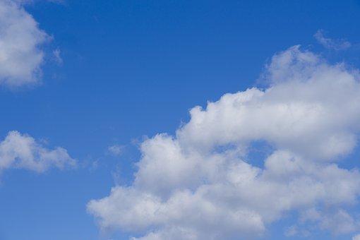 Nature, Sky, Summer, Outdoor, Cloud, Blue, Soft, White