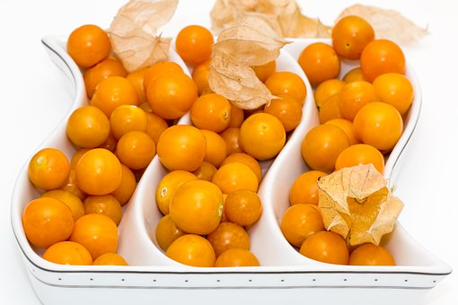 Cape Gooseberry, Fruit, Ripe, Healthy, Berry, Berries