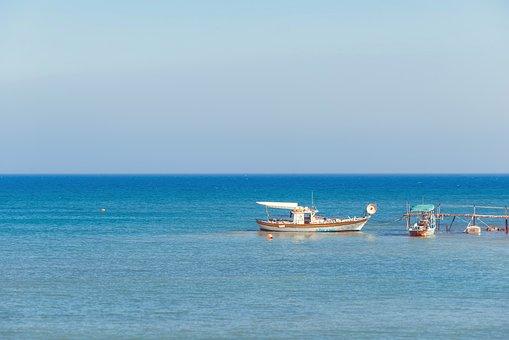 Fishing, Boat, Fishing Boat, Sea, Seascape