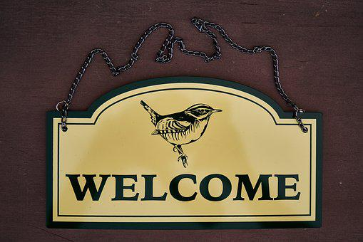 Welcome To, Msn Letters, Welcome, Signage, Graphics