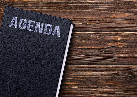 Book, Agenda, Table, Notes, Notebook, Wooden Table
