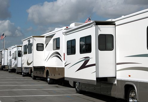 Recreational Vehicle, Camping, Travel, Camper, Vehicle
