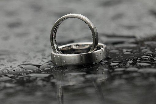 Wet, Ring, Wedding