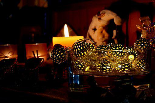 Christmas, Lighting, Christmas Decorations