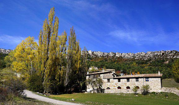 Rural Tourism, Rustic, House, Architecture