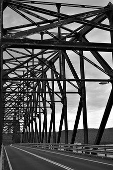 Transportation System, Steel, Expression, Bridge