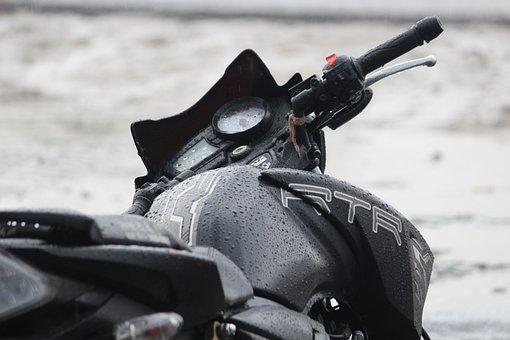 Sport, Snow, Tvs, Bike, Mountain, Rain