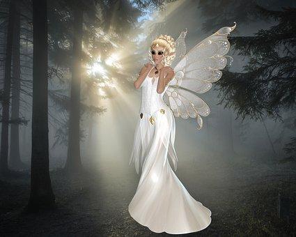 Bride, Wedding, Dress, Veil, Beautiful, Elegant, Woman