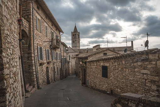 Architecture, Old, Travel, Building, Wall, Stone, City