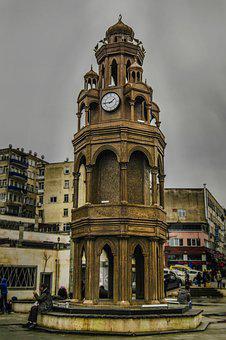 Architecture, Travel, Building, City, Old, Tower