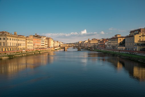 Waters, River, City, Travel, Architecture, Reflection