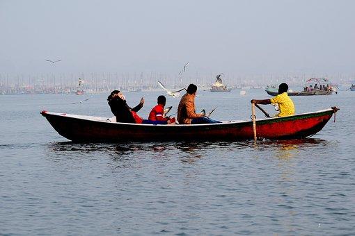 Watercraft, Water, Boat, Sea, Fisherman, Fishing