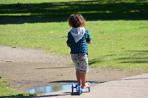 Child, Boy, Summer, Leisure, Outdoors, Fun, Outside