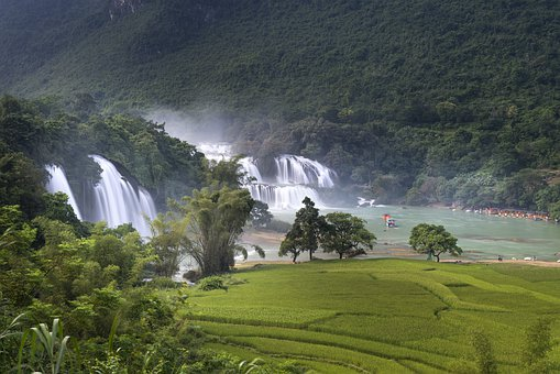 High By, Vietnam, China - East Asian, Environment, Flow