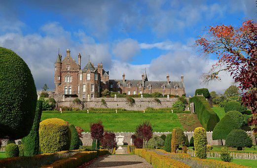Architecture, Travel, Home, Tree, Palace, Castle