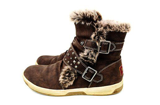 Winter Boots, Boots, Winter Shoes, Fur, Warm, Clothing