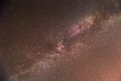 Milky Way, Astro, Space, Universe, Galaxies, Star