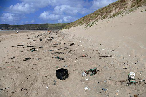 Penhale Sands, Perranporth, Cornwall, Beach, Beaches
