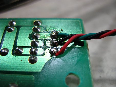 Printed Circuit Board, Printed Circuit, Soldering