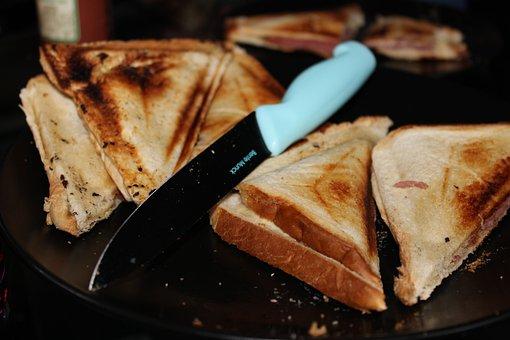 Sandwich, Toast, Snack, Eat, Food, Bread, Club Sandwich