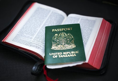 Identity, Passport, Business, Currency, Wealth, Travel