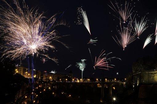 Fireworks, Festival, Flare-up, Celebration, Rocket