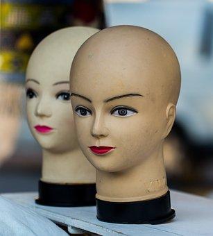 Portrait, Fashion, Model, Human, Woman, Doll, Face