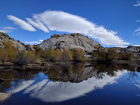 Water, Landscape, Nature, Mountain, Panoramic