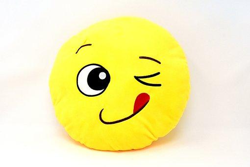 Smiley, Face, Wink, Emoticon, Smile, Funny, Emotion