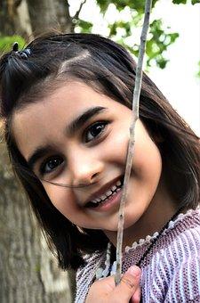 Child, Beautiful, Portrait, Young, Fashion, Young Girl