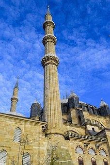 Architecture, Minaret, Travel, Building, Religion