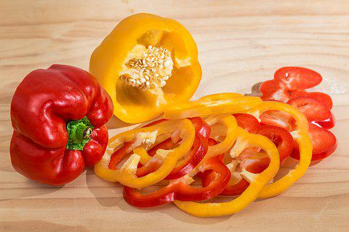 Bell Pepper, Sweet Pepper, Capsicum, Vegetable