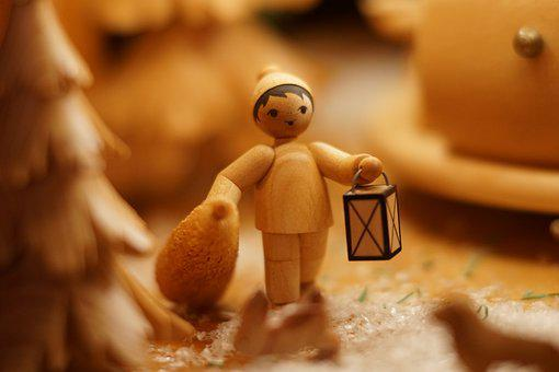 Wood, Christmas, Decoration, Ore Mountains, Figure