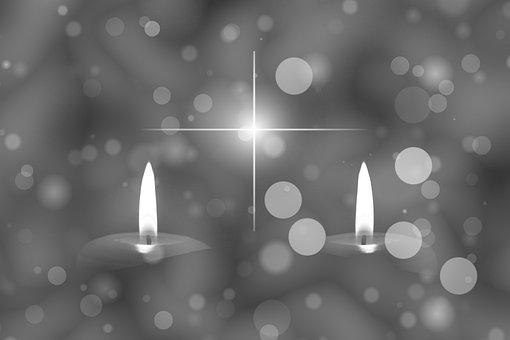 Mourning, Candle, Obituary, Die, Death, Dead, Sadness