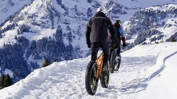 Snow, Winter, Mountain, Adventure, Ice, Cold, Sport