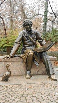 Sculpture, Statue, Art, Travel, People
