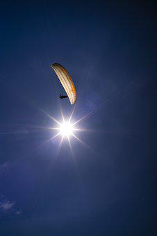 Sport, Extreme, Sky, Though, Summer, Mountain, Cartoon
